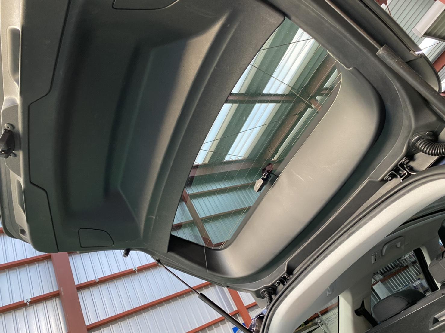 プジョー 308 コムテック ドライブレコーダー取付 フロント・リアカメラ これで安心!