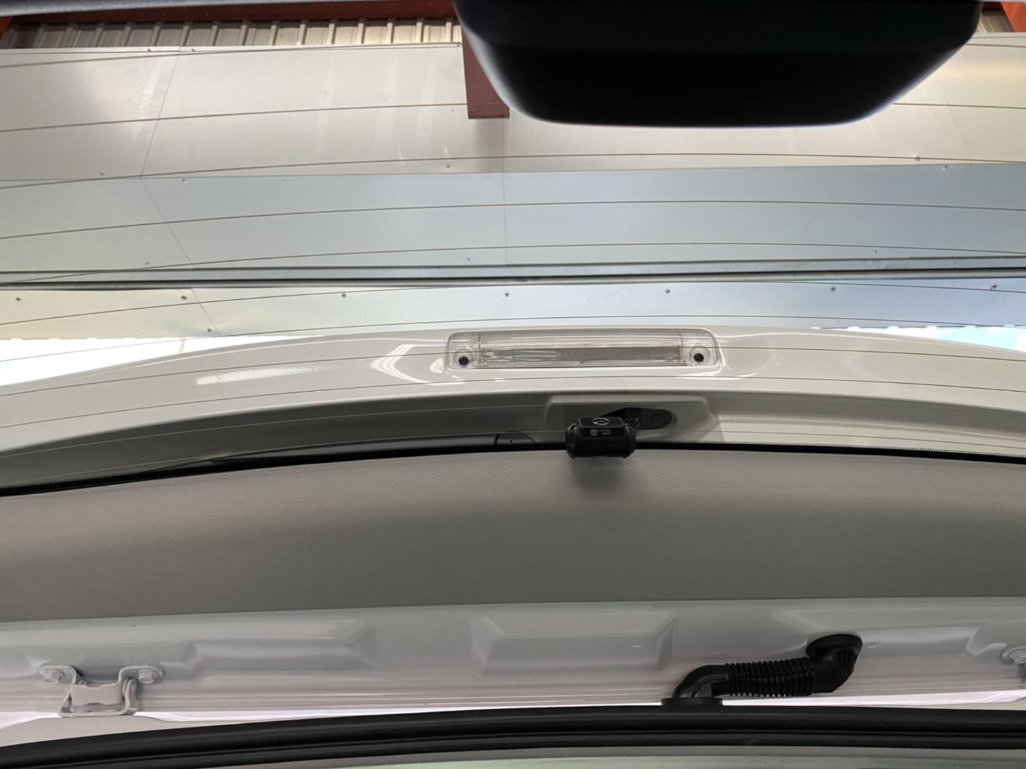 アルファード ドライブレコーダー 360° リアカメラ 取付